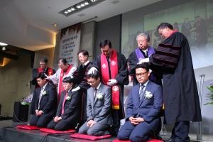 얼라이언스 한국총회(ACK)가 한국인 4명의 목사안수를 하고 첫 목회자들을 배출했다.