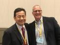 PCA 국내선교부 한인코디네이터로 사역하게 될 심수영 목사와 국내선교부 디렉터 폴 한(Paul Hahn) 목사