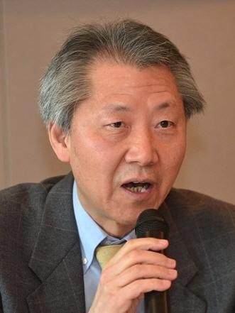 한국중앙연구원 양동안 명예교수.