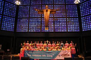 사진7_독일 카이저 빌헬름 기념교회 연주 단체사진