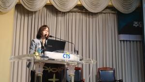 한가협 대표 김지연 약사
