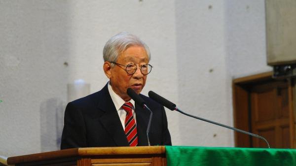 2018 NCCK 정책협의회 한완상 전 부총리