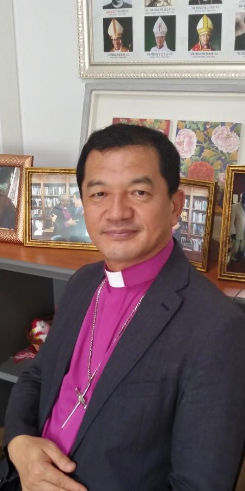 대한성공회 유낙준 의장주교