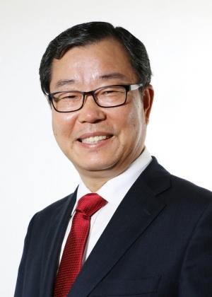 예장고신 신임총회장 김성복 목사.