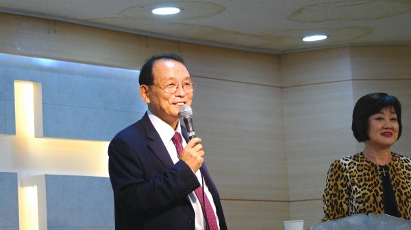 온신학 아카데미 김명용 전 장신대 총장