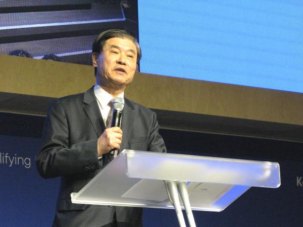 정일웅 교수(총신대 전 총장, 한국코메니우스연구소장)