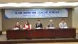 자카르 코리아 대회 기자회견
