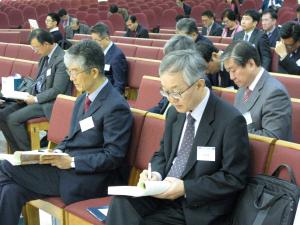 """한국복음주의신학회 제72차 정기논문발표회는 """"위기 시대의 바른목회""""를 주제로 열렸다."""