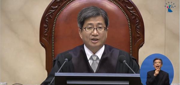 김명수 대법관