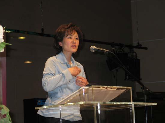 김윤희 박사(전 횃불트리니티신학대학원대학교 구약학 교수, FWIA 대표)