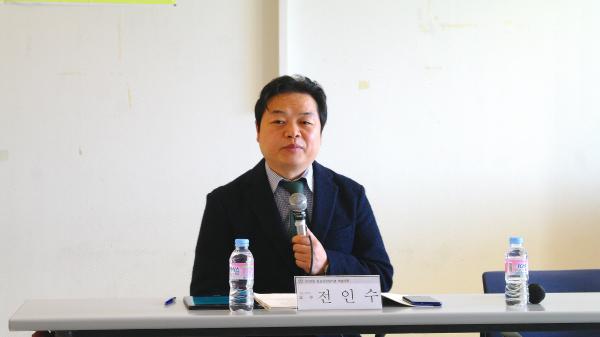 제 4차 김교신 선생 기념학술대회 전인수 KC신학대학 교수