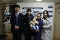 광림의료선교회가 올 여름 의료선교 차 몽골에 방문했고, 그곳에서 '불가마'라는 이름의 어린이를 만났다.