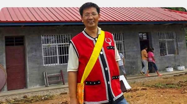 중국의 존 차오(John Cao) 목사