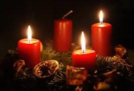 대림절 촛불