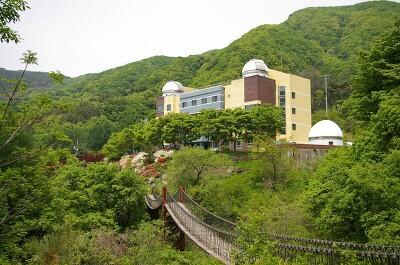 양평에 위치한 새이레기독학교의 모습.