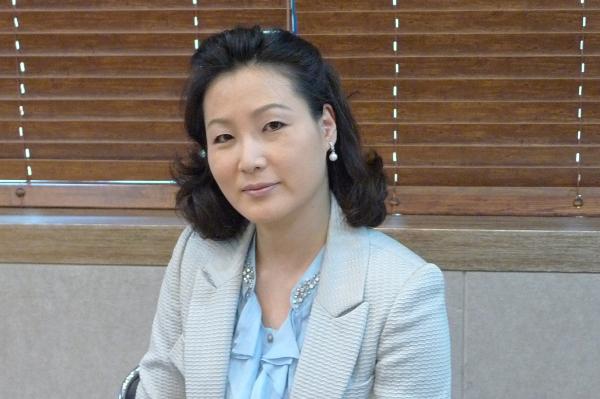 새이레기독학교 교장 송미경 목사.