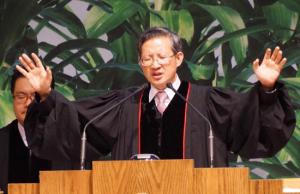 퀸즈장로교회 담임 김성국 목사