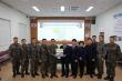 사랑의장기기증운동본부 육군훈련소 업무협약식
