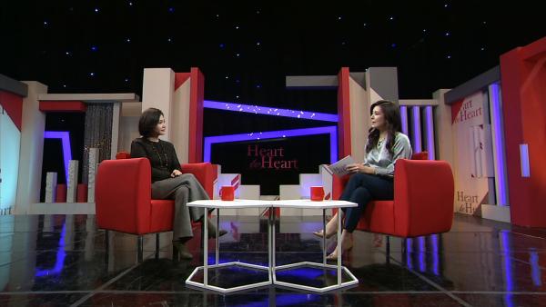 추상미 아리랑 TV 토크쇼