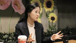 북한인권증진센터 이한별 소장.
