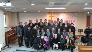 한국크리스천문학가협회 60회 총회및 79호 발행감사예배