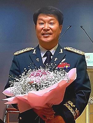 전 한국군총목사단장 이정우 목사