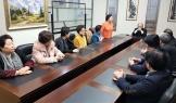 한국교회연합이 한국교회 동질성 회복과 나라와 민족을 위한 40일 특별기도운동을 전개하기로 하고, 전국 기도원 원장으로 사역하고 있는 여교역자들을 초청해 간담회를 개최했다.