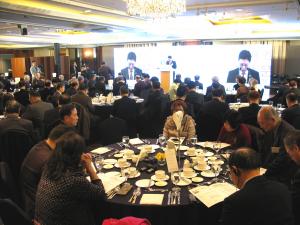 3.1운동 100주년 기념 국제 컨퍼런스가 시작됐다. 행사는 한국기독교사회문제연구원 40주년 기념행사로 겸해 열렸다.