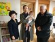(사)한국장로교총연합회(대표회장 송태섭 목사, 이하 한장총)가 26일, 서울시 상도동에 위치한 미혼모자공동생활가정 꿈나무(원장 박미자)를 방문해 지원금을 전달하고 함께 기도하는 시간을 가졌다.