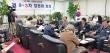 한국교회연합(대표회장 권태진 목사)는 지난 3월 12일 오전 11시 한교연 대표회장실에서 제8-3차 임원회를 열고 한기총과의 통합 문제를 비롯한 제반 현안에 대해 논의했다.gksry