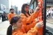 시리아 내전 종식 염원 월드비전 합창단