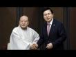황교안 자유한국당 대표 조계종 방문 썸네일