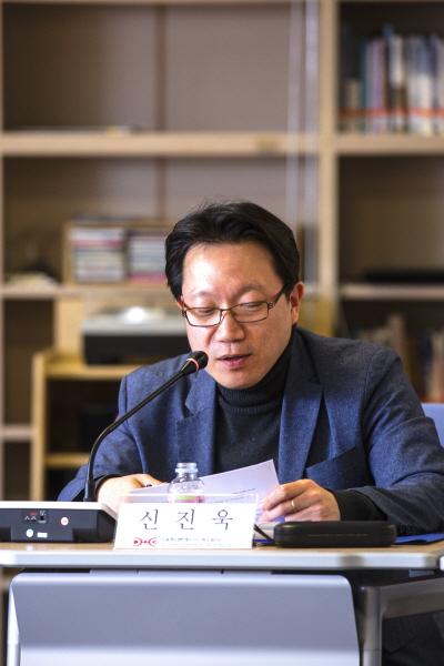 중앙대 사회학과 신진욱 교수. ⓒ 대화문화아카데미
