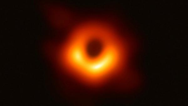 블랙홀 자료사진