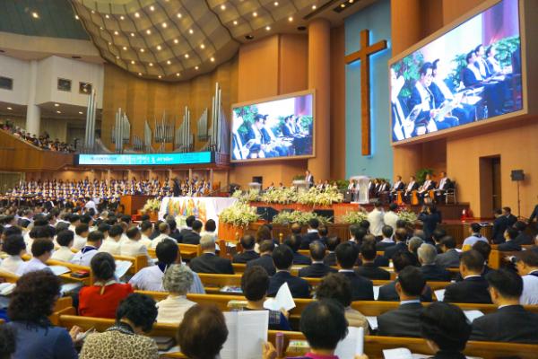 2019 한국교회 부활절 연합 예배