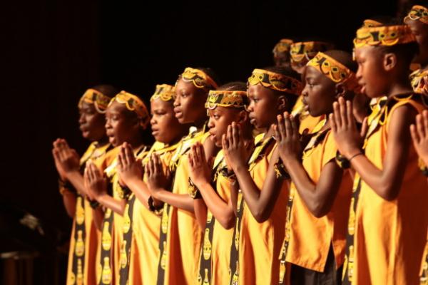 효성중앙교회 아프리카 케냐 지라니어린이합창단 초청 송년음악회를 열다