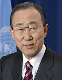 반기문 유엔사무총장