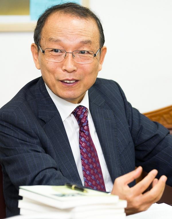 김명용 장신대 총장