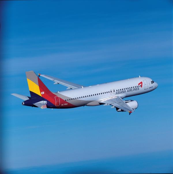 아시아나 항공기