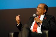 미셀 시디베 유엔에이즈(UNAIDS) 사무총장