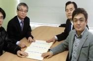 교진추, 진화론 퇴치 위한 교과부 제2차 청원서 제출