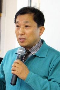 선교한국 파트너스 상임위원장 한철호 선교사