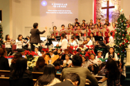 워싱톤한인장로교회 성탄절 칸타타
