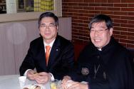 이영훈 목사와 김근산 주교