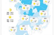 오늘의 날씨