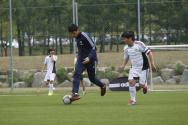 아디다스, 백혈병 어린이 위한 특별한 축구 경기