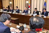 회의 주재하는 정홍원 총리