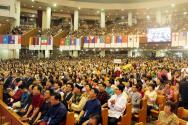2014 세계선교대회 출정식