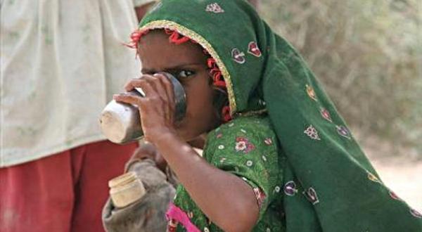 파키스탄 기독교인 소녀