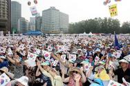 대한민국지키기 6·25 국민대회